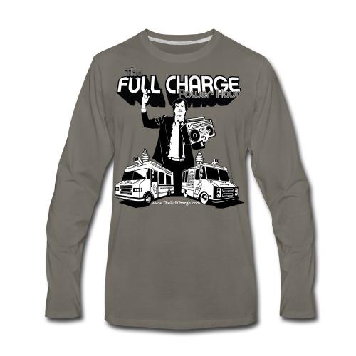PowerHour Ditty - Men's Premium Long Sleeve T-Shirt