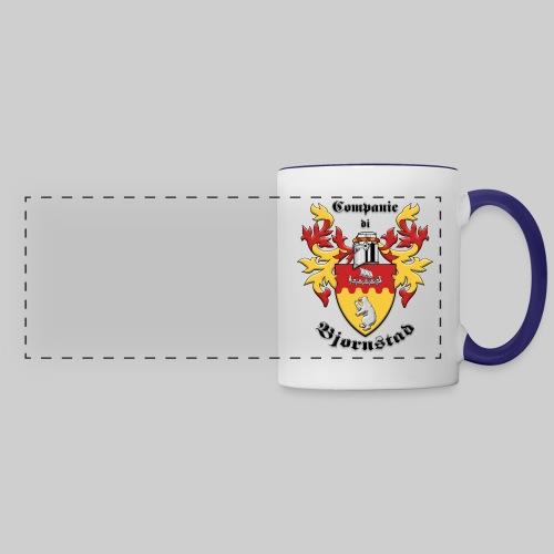 Companie di Bjornstad 1 - Panoramic Mug
