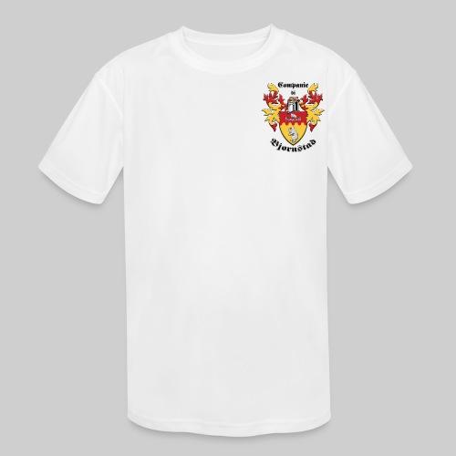 Companie di Bjornstad 1 - Kid's Moisture Wicking Performance T-Shirt
