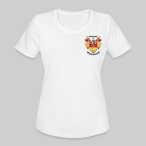 Companie di Bjornstad 1 - Women's Moisture Wicking Performance T-Shirt