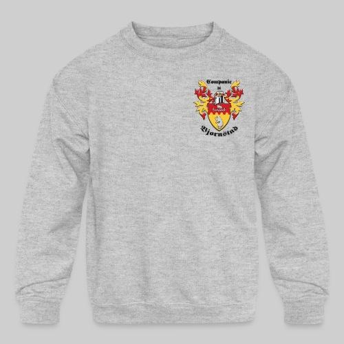 Companie di Bjornstad 1 - Kids' Crewneck Sweatshirt