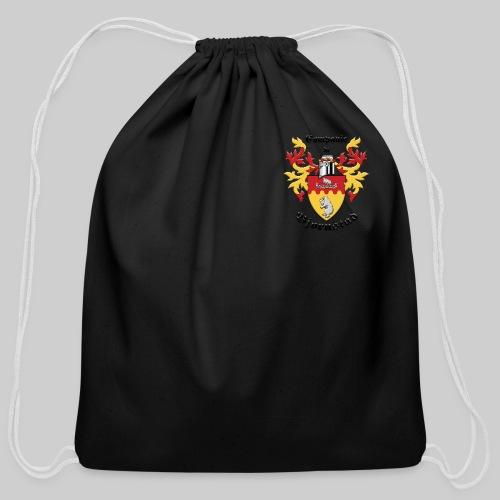 Companie di Bjornstad 1 - Cotton Drawstring Bag