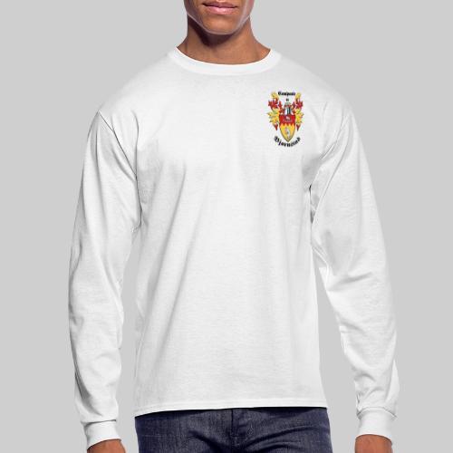 Companie di Bjornstad 1 - Men's Long Sleeve T-Shirt