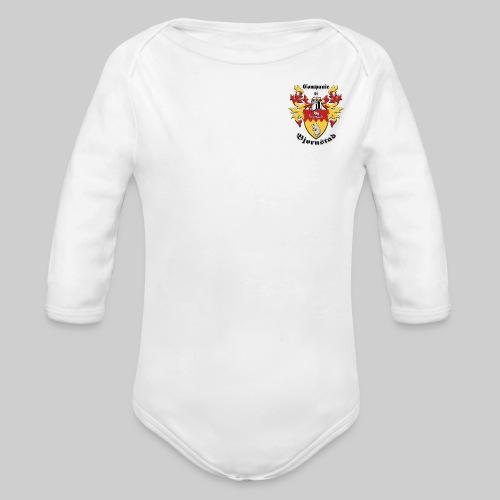 Companie di Bjornstad 1 - Organic Long Sleeve Baby Bodysuit
