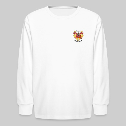 Companie di Bjornstad 1 - Kids' Long Sleeve T-Shirt