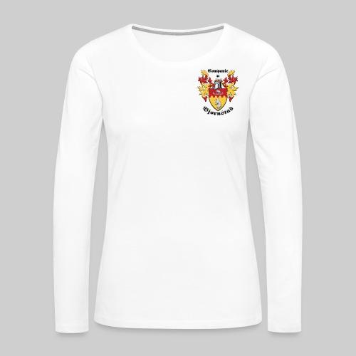 Companie di Bjornstad 1 - Women's Premium Long Sleeve T-Shirt