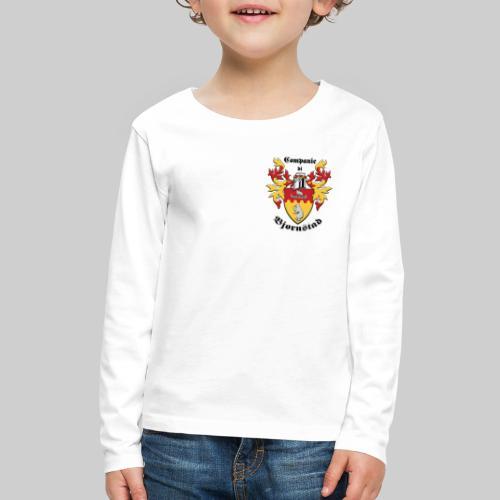 Companie di Bjornstad 1 - Kids' Premium Long Sleeve T-Shirt
