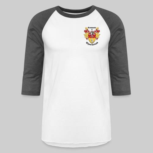 Companie di Bjornstad 1 - Baseball T-Shirt