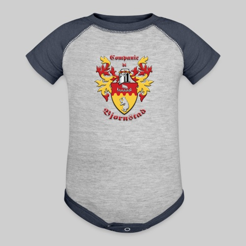 Companie di Bjornstad 1 - Contrast Baby Bodysuit