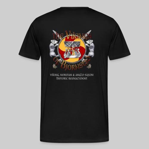 Vikings of Bjornstad Woman's Standard Weight T-Shirt - Men's Premium T-Shirt