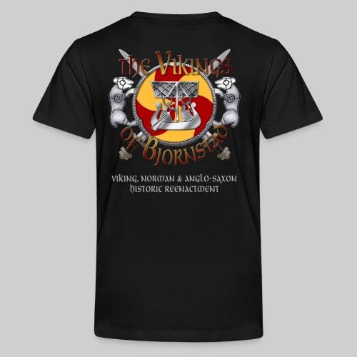 Vikings of Bjornstad Woman's Standard Weight T-Shirt - Kids' Premium T-Shirt