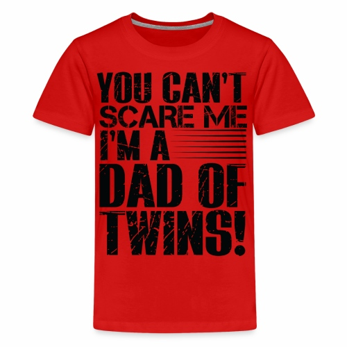 Best Selling DAD OF TWINS PARENT T-Shirts - Kids' Premium T-Shirt