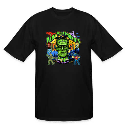 Party at Frankie's - Men's Tall T-Shirt