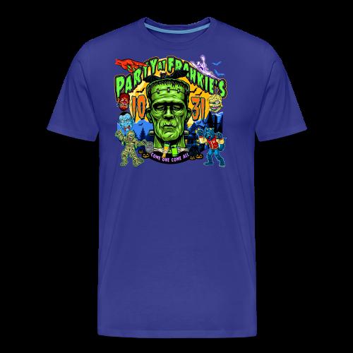 Party at Frankie's - Men's Premium T-Shirt