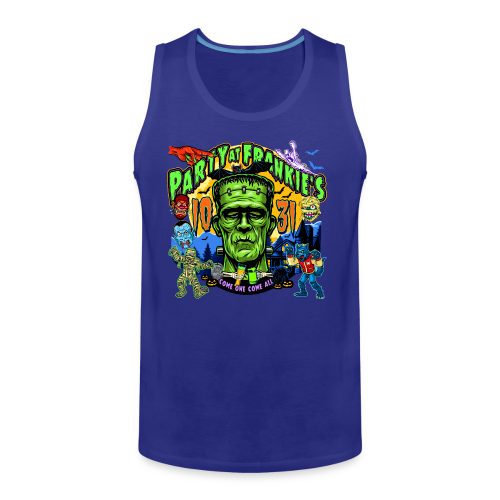 Party at Frankie's - Men's Premium Tank
