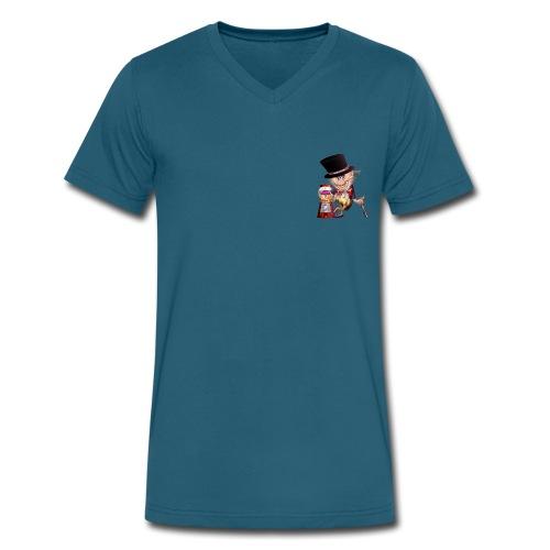 MENS EYE CANDY - Men's V-Neck T-Shirt by Canvas