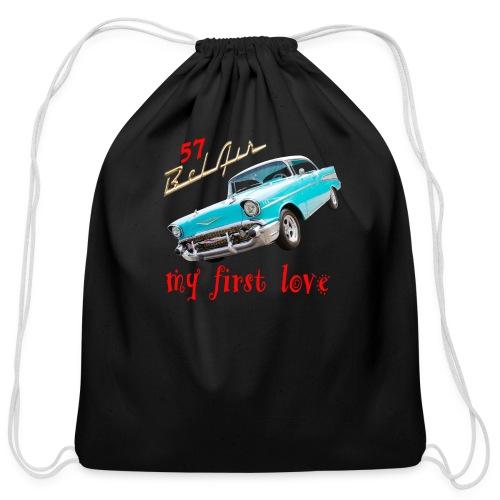 bel air - Cotton Drawstring Bag