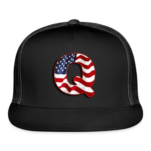 Q SHIRT - Trucker Cap