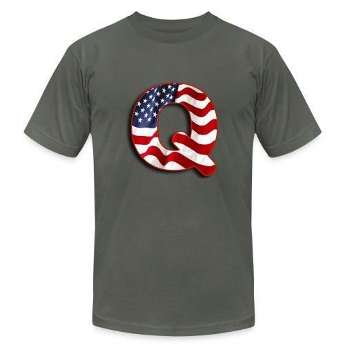 Q SHIRT - Men's Fine Jersey T-Shirt