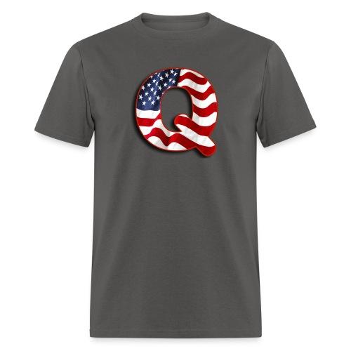 Q SHIRT - Men's T-Shirt