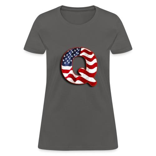 Q SHIRT - Women's T-Shirt