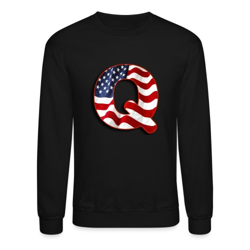 Q SHIRT - Crewneck Sweatshirt
