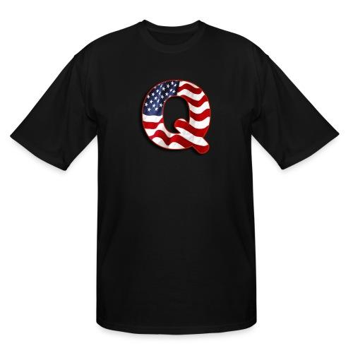 Q SHIRT - Men's Tall T-Shirt