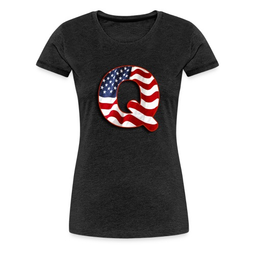 Q SHIRT - Women's Premium T-Shirt
