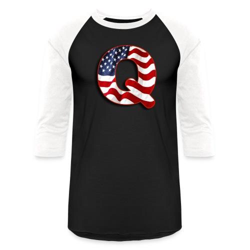 Q SHIRT - Baseball T-Shirt