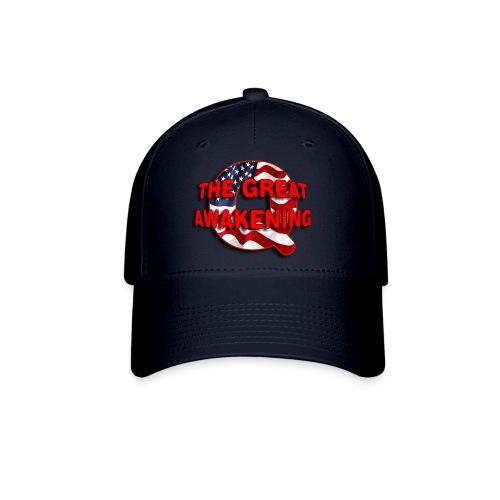 Q THE GREAT AWAKENING - Baseball Cap