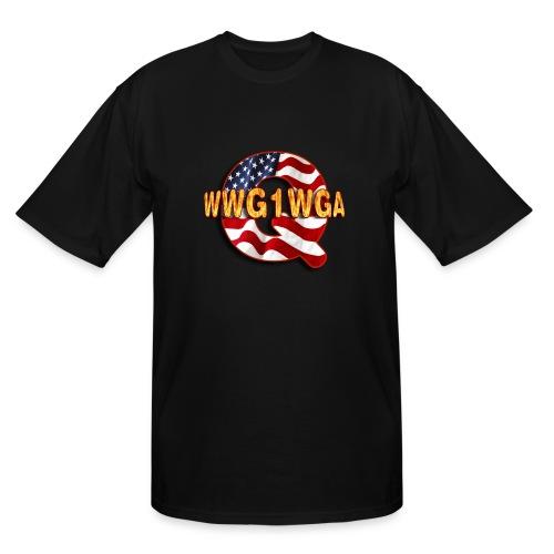 Q WWG1WGA - Men's Tall T-Shirt