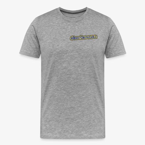 Corvette Drift - Men's Premium T-Shirt