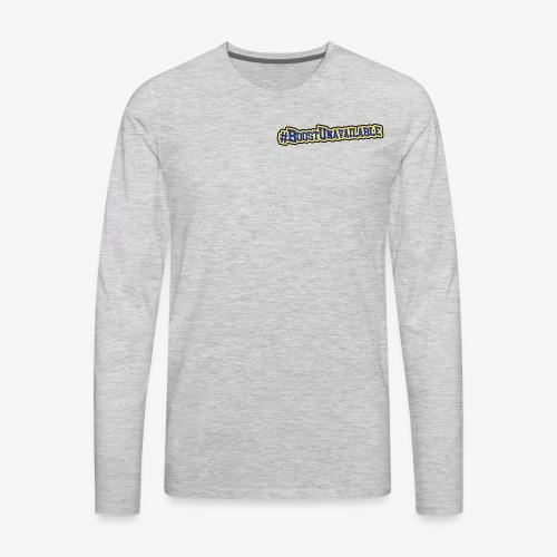 Corvette Drift - Men's Premium Long Sleeve T-Shirt