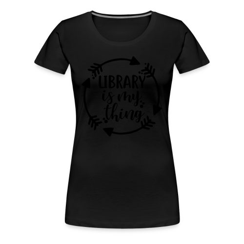 Library is My Thing