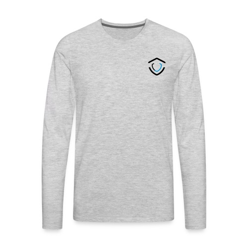 Tazor Hoodie - Men's Premium Long Sleeve T-Shirt