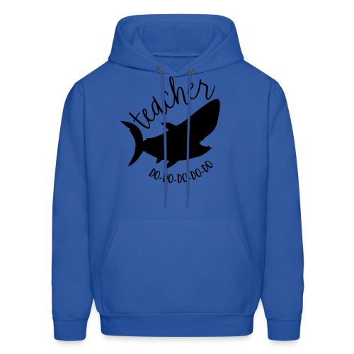 Teacher Shark Do-Do-Do-Do-Do - Men's Hoodie