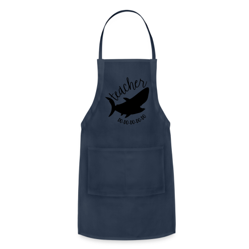 Teacher Shark Do-Do-Do-Do-Do - Adjustable Apron