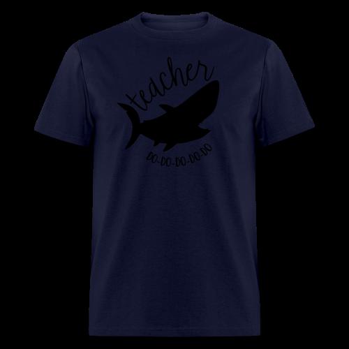 Teacher Shark Do-Do-Do-Do-Do - Men's T-Shirt