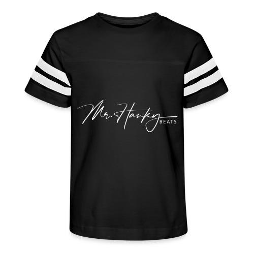 Mr Hanky Signature Hoodie - Kid's Vintage Sport T-Shirt