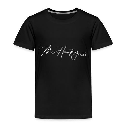 Mr Hanky Signature Hoodie - Toddler Premium T-Shirt