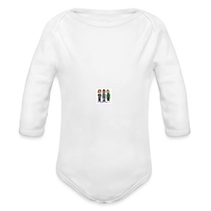 Long Sleeve Baby Bodysuit - Fill it with liquids!