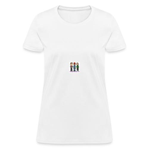 Women's T-Shirt - Fill it with liquids!