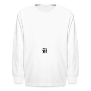 Kids' Long Sleeve T-Shirt - Fill it with liquids!