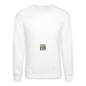 Crewneck Sweatshirt - Fill it with liquids!