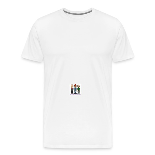 Men's Premium T-Shirt - Fill it with liquids!