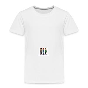 Toddler Premium T-Shirt - Fill it with liquids!