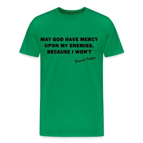 mercy - Men's Premium T-Shirt