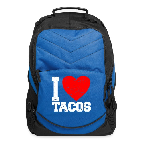 I love tacos t-shirt - Computer Backpack