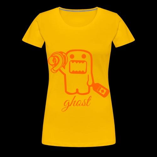 SHIRT GHOST 2 - Women's Premium T-Shirt