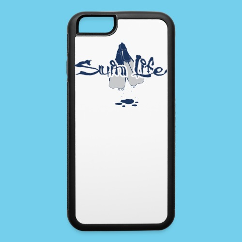 Men's Swim Life Tank - iPhone 6/6s Rubber Case